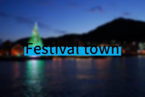Festival town